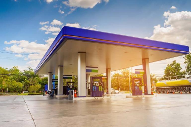 Tankstelle Rechtsschutz